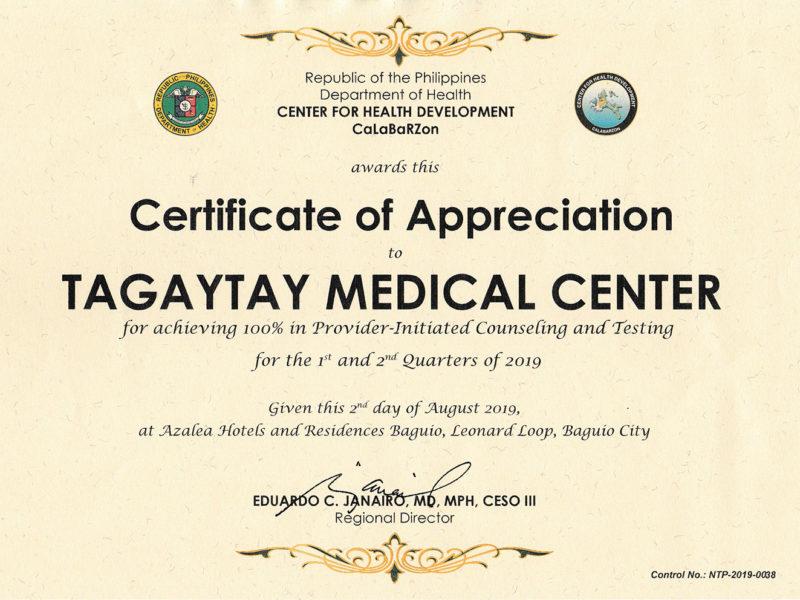 Home - Tagaytay Medical Center | Tagaytay City, Philippines